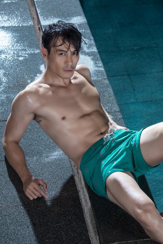 Chụp ảnh thời trang và quảng cáo sản phẩm luôn là lợi thế của Trương Thanh Long.