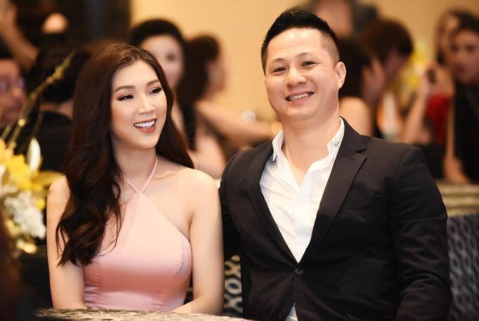 Thu Quỳnh vui vẻ khi gặp lại tình cũ Doãn Tuấn sau 8 năm - 5