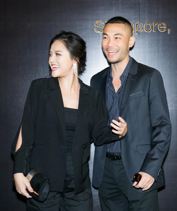 Thu Quỳnh vui vẻ khi gặp lại tình cũ Doãn Tuấn sau 8 năm