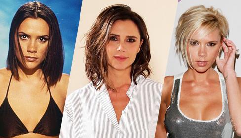 Diện mạo Victoria Beckham đã thay đổi thế nào qua hơn 20 năm