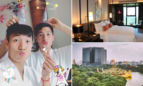 Khách sạn bên hồ nơi tuyển Việt Nam nghỉ trước trận gặp Myanmar