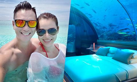 Resort một tỷ mỗi đêm vừa được Hồ Hạnh Nhi check in ở Maldives