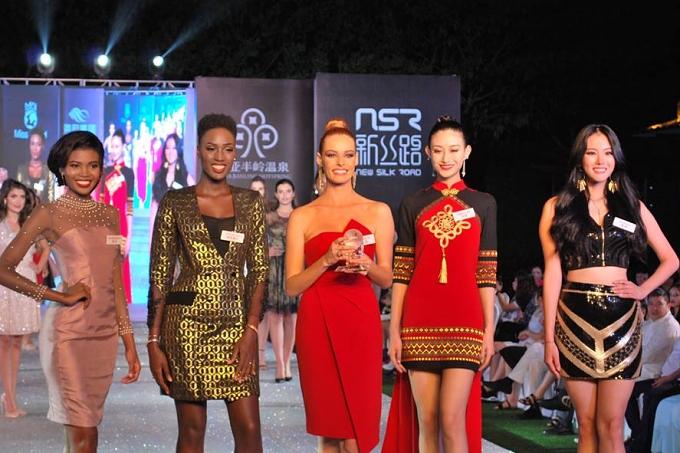 Tiểu Vy lọt top 32 phần thi Siêu mẫu ở Miss World - 2