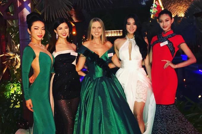 Tiểu Vy lọt top 32 phần thi Siêu mẫu ở Miss World - 7