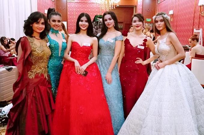 Tiểu Vy lọt top 32 phần thi Siêu mẫu ở Miss World - 8