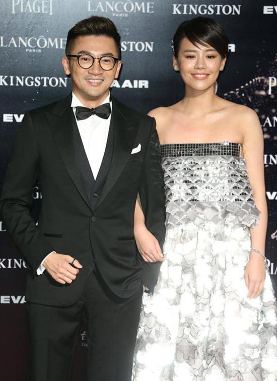 Tô Hữu Bằng và Mã Tư Thuần sánh vai tại sự kiện năm 2016.
