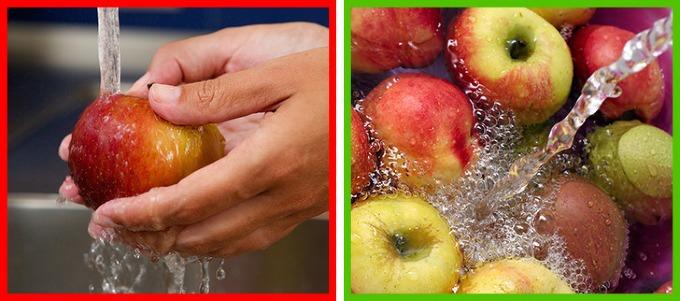 8 loại thực phẩm chúng ta thường rửa sai cách - 7