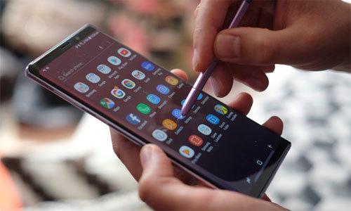 Galaxy Note 10 sở hữu màn hình 6,66 inch