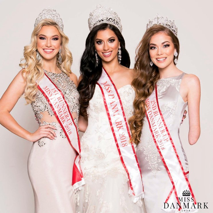 Với niềm lạc quan, sự tự tin vào vẻ đẹp và tài năng của mình, Celina đã đăng ký dự thi Hoa hậu Siêu quốc gia Đan Mạch 2018 và giành danh hiệu Á hậu 2. Cô cũng đoạt giải Thí sinh được bình chọn nhiều nhất và Dự án từ thiện hay nhất.