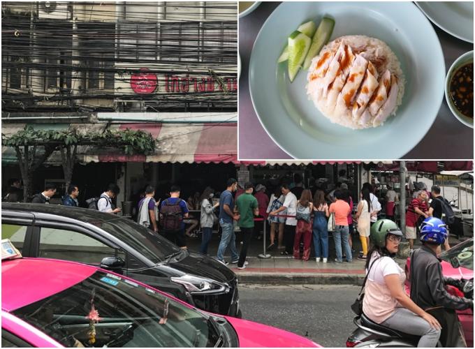 4 tiệm ăn khách phải kiên nhẫn ở Bangkok - 2