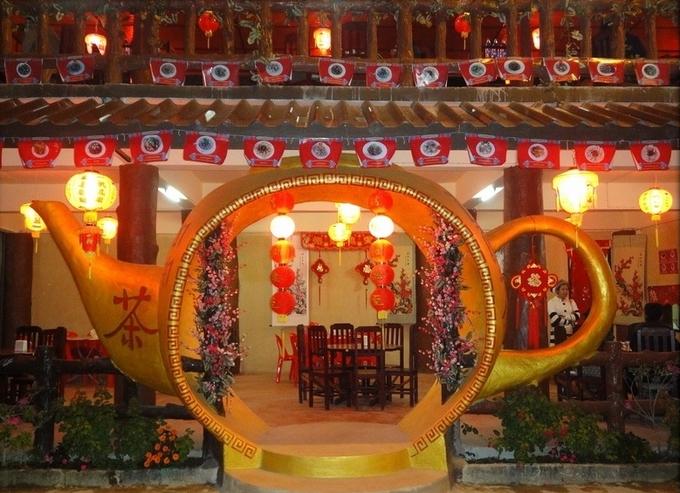 Bình yên ở \'Phượng Hoàng cổ trấn\' của Thái Lan