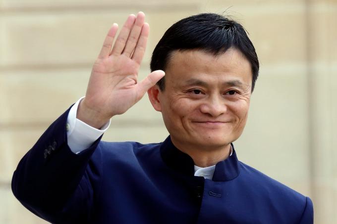 Jack Ma đã cố vấn cho các chính khách tại châu Á và châu Âu. Ảnh:Reuters.