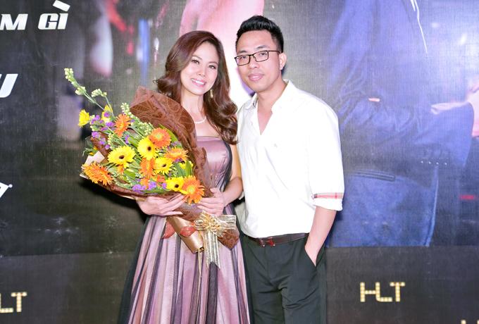 Nhạc sĩ Nguyễn Hồng Thuận sáng tác ca khúc Còn trách nhau làm gì dành riêng cho Hồ Lệ Thu.