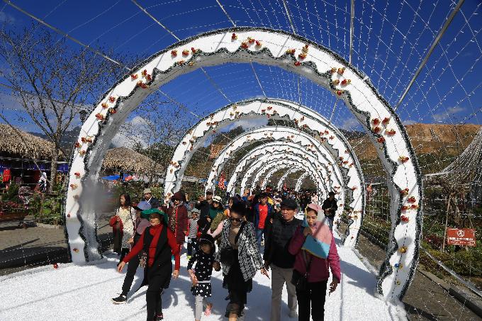 Điểm vui chơi Noel tại miền Bắc - 2