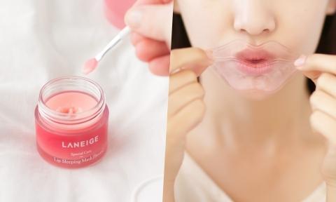 8 loại mặt nạ chuyên dụng giúp 'giải cứu' đôi môi thâm cấp tốc