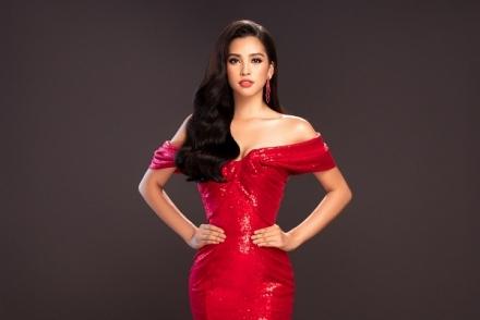 Hoa hậu Tiểu Vy vào top 30 Miss World