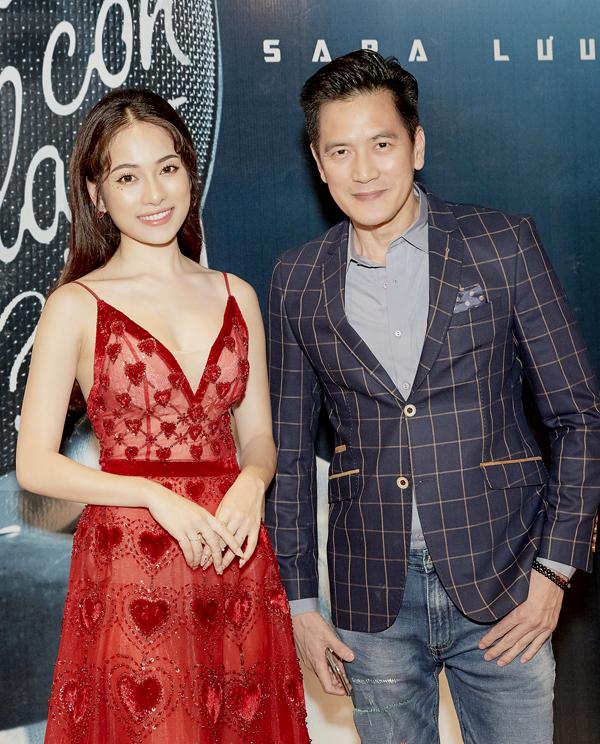 Bạn trai MC Kỳ Duyên là Duy Hân cũng có mối quan hệ thân thiết với Sara Lưu.