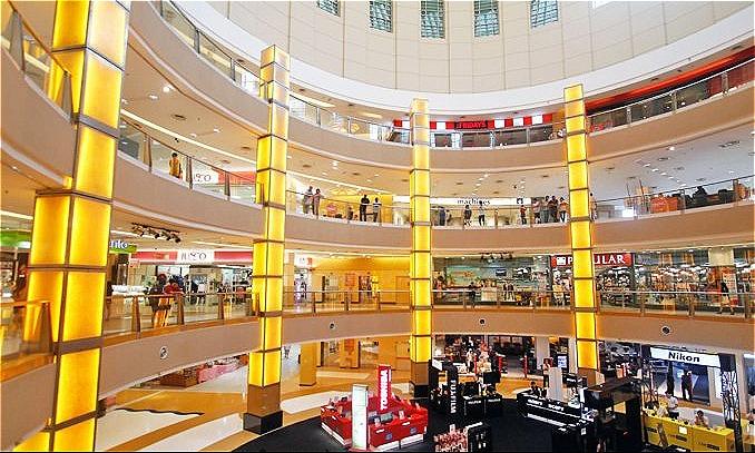 Đi Kuala Lumpur cẩn thận sa ngã ở các trung tâm thương mại mùa sale - 5
