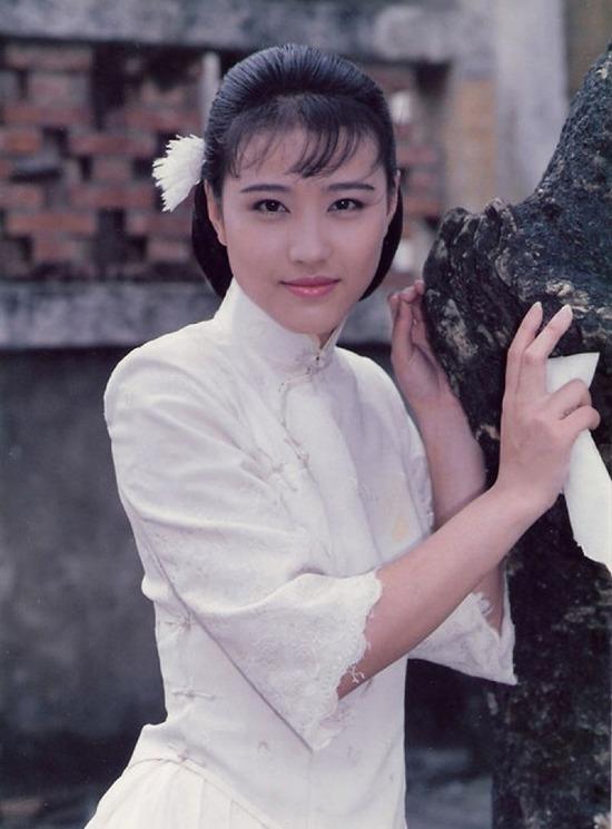Châu Hải My thời trẻ.