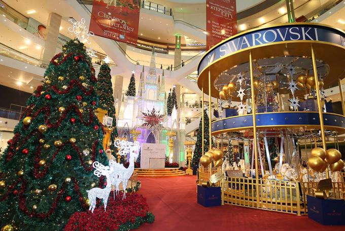 Đi Kuala Lumpur cẩn thận sa ngã ở các trung tâm thương mại mùa sale - 1
