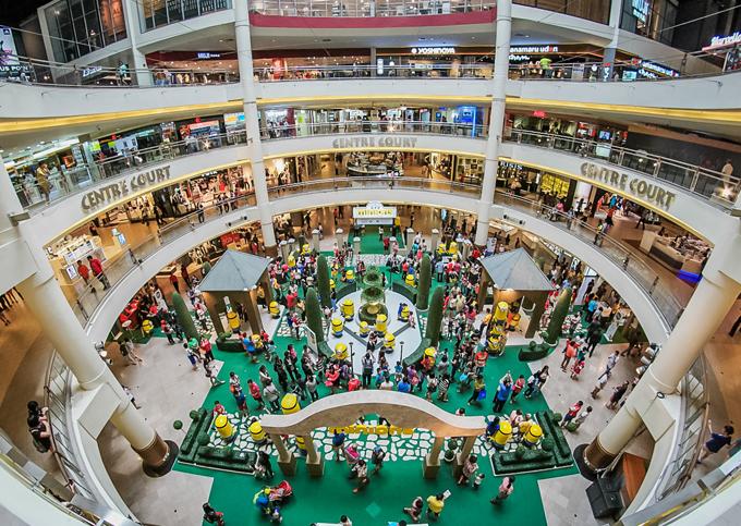 Đi Kuala Lumpur cẩn thận sa ngã ở các trung tâm thương mại mùa sale - 3
