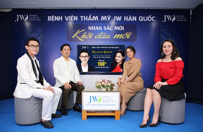 Phạm Quỳnh Anh tặng 100 triệu cho 2 thí sinh Nhan sắc mới  Khởi đầu mới - 2
