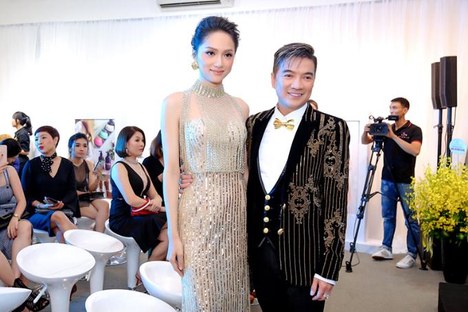 Đàm Vĩnh Hưng, Hương Giang hội ngộ tại sự kiện ra mắt mỹ phẩm Skin Nutrient - 9