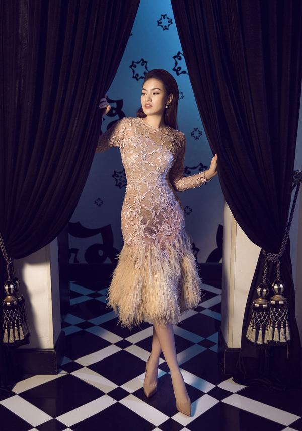 Diễm Trần hiện là người mẫu, MC và kinh doanh dược phẩm, mỹ phẩm nhập khẩu cùng gia đình.
