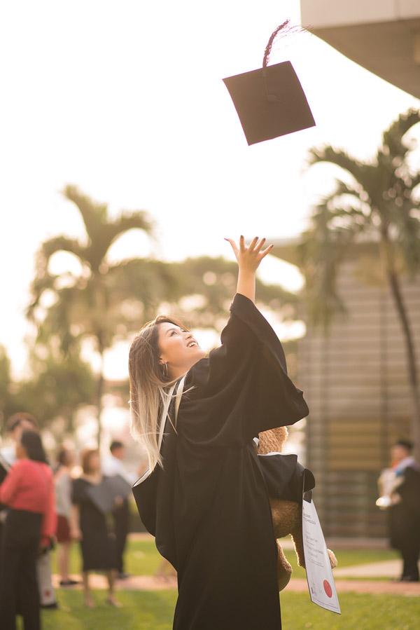 Không chỉ vui mừng vì đã tốt nghiệp đại học, Ngọc Thanh Tâm còn mới nhận lời tham gia một dự án phim lớn. Trong 4 năm diễn xuất, cô có 3 vai chính trong phim điện ảnh và một số giải thưởng tại Cánh Diều Vàng 2015 (Diễn viên triển vọng), LHP châu Á - Thái Bình Dương 2018 (Giải đặc biệt của ban giám khảo dành cho diễn viên xuất sắc)...