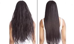Dầu dưỡng tự chế giúp phục hồi tóc khô, xơ rối
