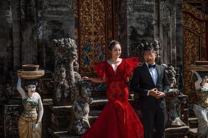 Ảnh cưới ở Bali của cặp nên duyên nhờ \'bà mối\' facebook