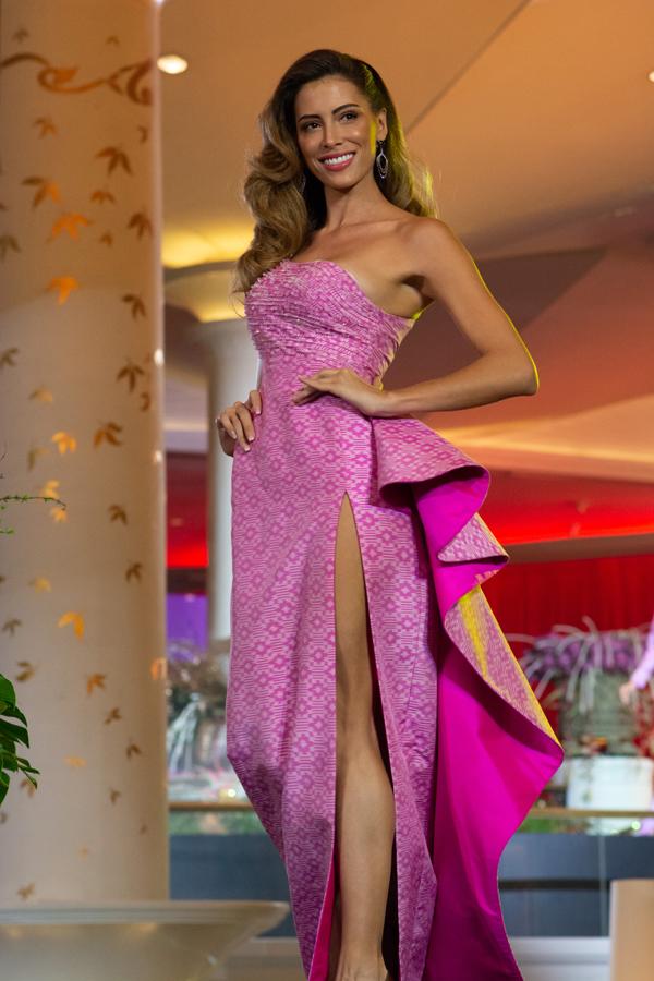 Miss Croatia, Mia Pojatina.