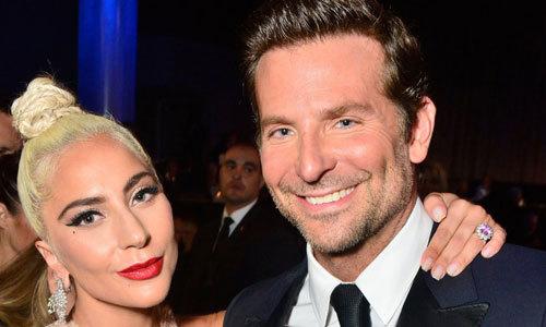 Bradley Cooper bất ngờ được đề cử 4 giải Grammy cùng Lady Gaga