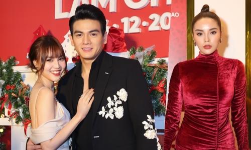 Dàn sao chưng diện đi xem phim mới của Lan Ngọc, Lê Xuân Tiền