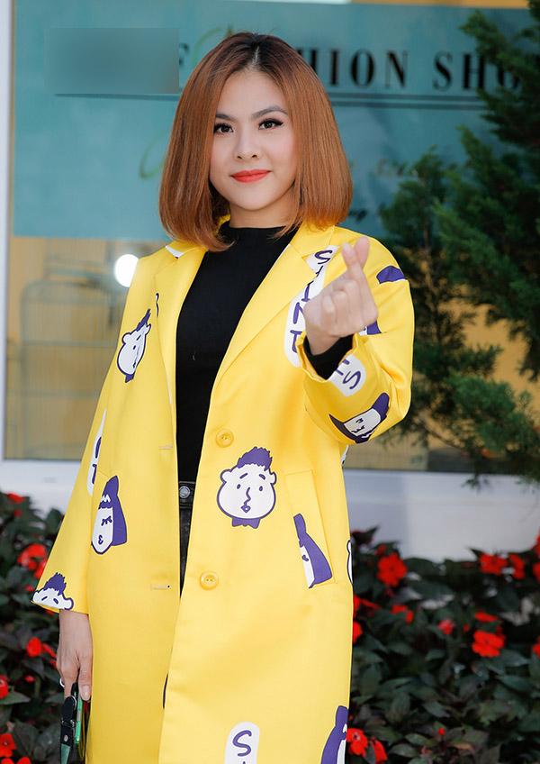 Vân Trang lên Đà Lạt diễn show của Hằng Nguyễn - ảnh 1