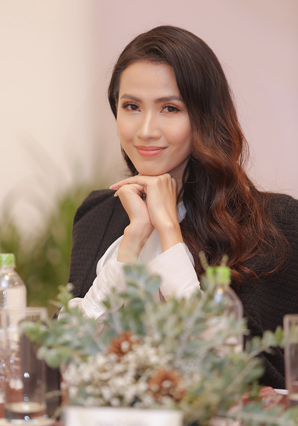 Vân Trang lên Đà Lạt diễn show của Hằng Nguyễn - ảnh 4