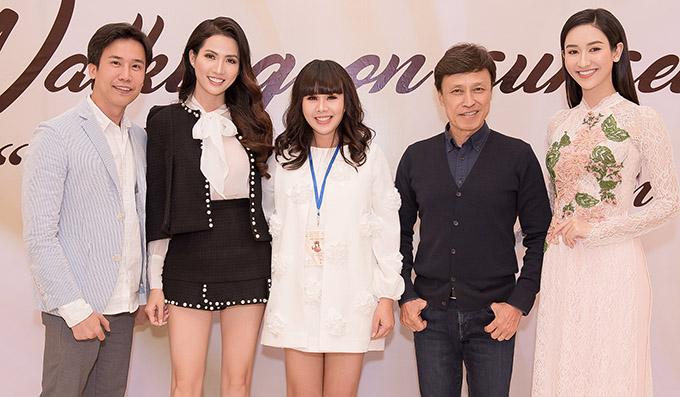Vân Trang lên Đà Lạt diễn show của Hằng Nguyễn - ảnh 6