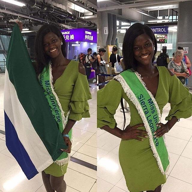 Thí sinh Hoa hậu Hoàn vũ đến dự thi muộn vì không đủ tiền đi máy bay - ảnh 2