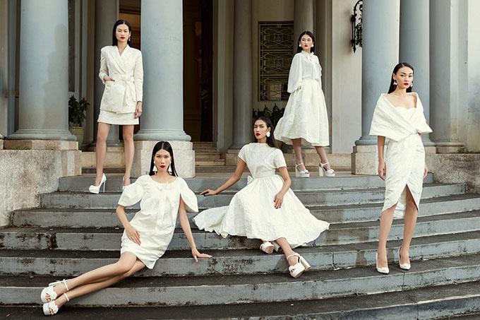 [Caption]Bộ ảnh do chuyên gia trang điểm Tùng Châu hỗ trợ thực hiện.