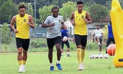 Malaysia nguy cơ mất hai trụ cột hàng thủ trước chung kết