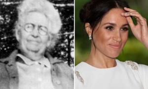 Bà cố ba đời của Meghan từng phục vụ tại lâu đài Windsor