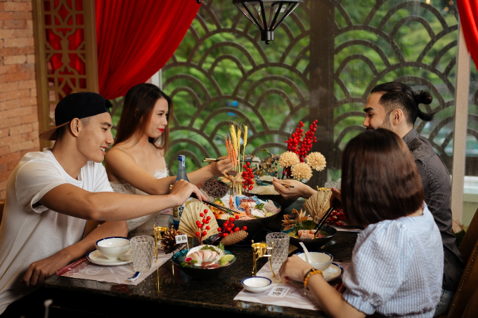 Những lý do khiến nhà hàng lẩu khói Hong Kong hút thực khách - 5
