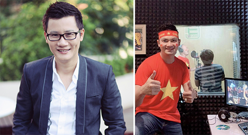 Ca sĩ Hoàng Bách và diễn viên Minh Luân có chút tiếc nuối với kết quả hòa.