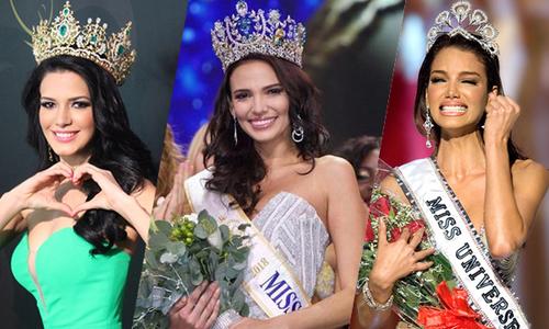 Puerto Rico – quốc gia đầu tiên đăng quang 5 cuộc thi hoa hậu lớn nhất