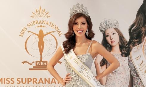Minh Tú tự dự đoán bị trượt top 5 Miss Supranational