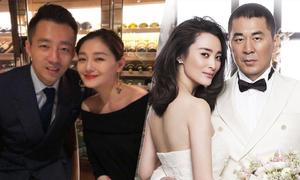 Những cặp sao Hoa ngữ vội kết hôn sau thời gian ngắn hẹn hò