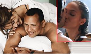 Jennifer Lopez không phải xin phép bạn trai khi đóng cảnh sex