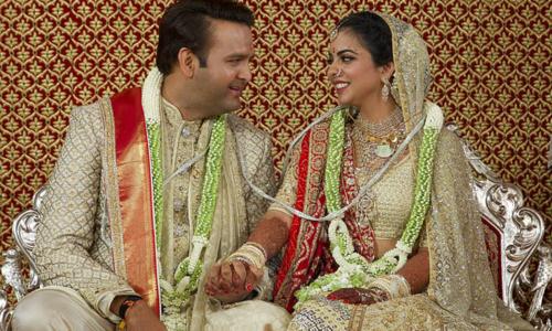 Người giàu nhất Ấn Độ tổ chức đám cưới 100 triệu USD cho con gái