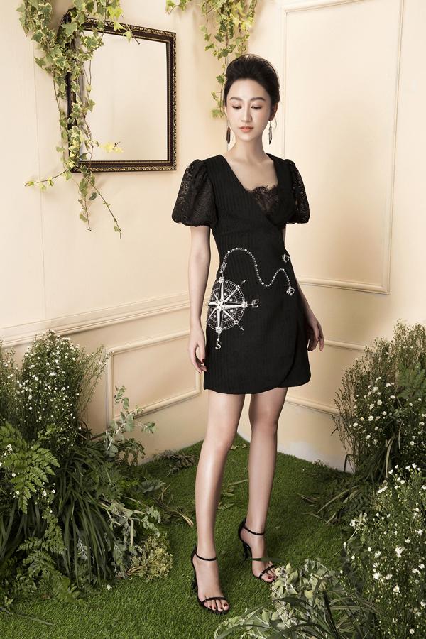 Các trang phục dành cho những cô nàng thành thị, độc lập và không ngại thể hiện bản thân trước đám đông.