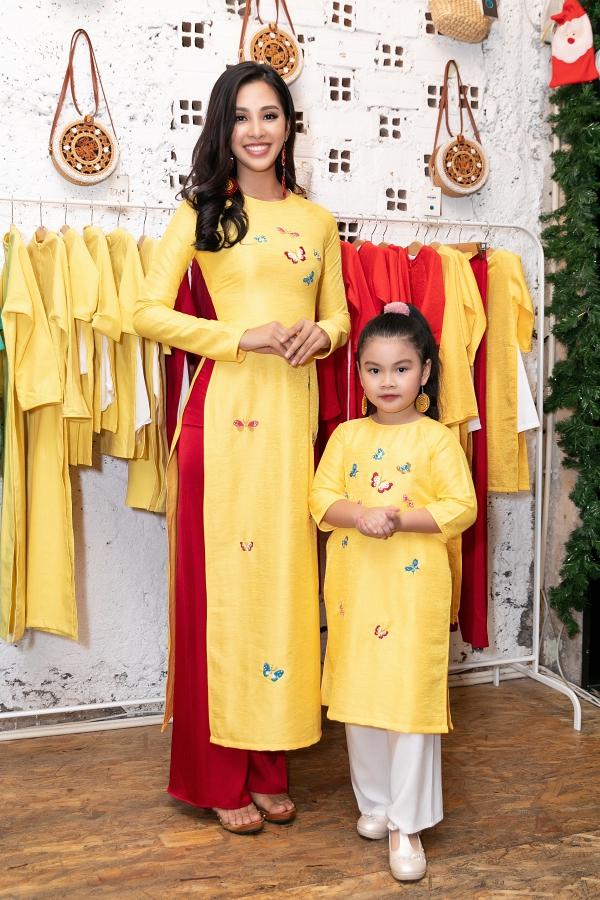 Hoa hậu Tiểu Vy tất bật thử đồ chuẩn bị diễn vedette - 5